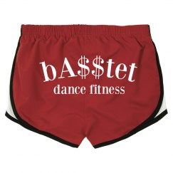 bA$$tet Slim Fit Shorts