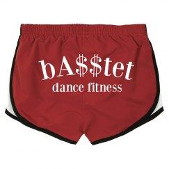 bA$$tet Slim Fit Shorts