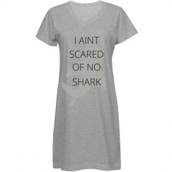 I Aint Scared of No Shark