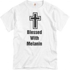 Blessed With Melanin-Men