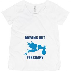 Moving out februay