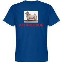 Art Infliction RWB Unisex T-Shirt