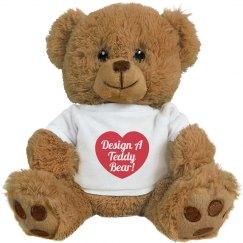 Design a Xmas Teddy Gift