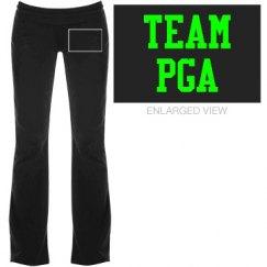 Team PGA pants