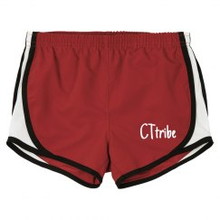 CT Tribe Booty Shorts (UConn Blue)