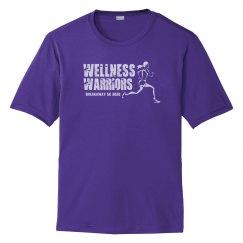 Wellness Warriors White Art