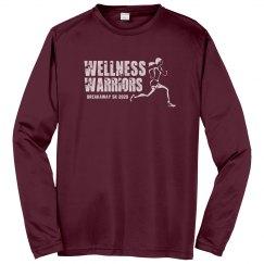 Wellness Warriors White Design