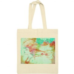 Dream girl tote