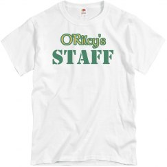 O'Riley's Staff Tee