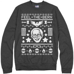 Feel The Bern Sweater
