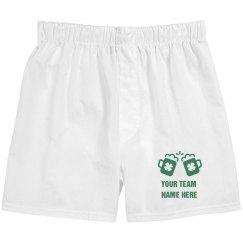Team Name St Patricks Boxer