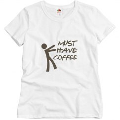 Must have coffee