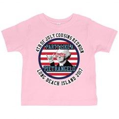Toddler - Pink