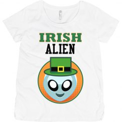Alien Maternity Shirt