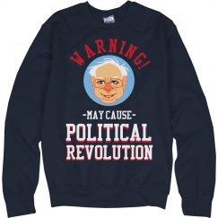 May Cause Revolution