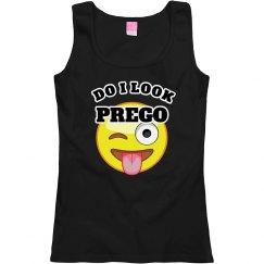 Do I look Prego?
