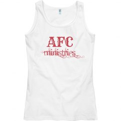 AFC Tank with red letters