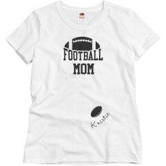 Football Mom Tshirt