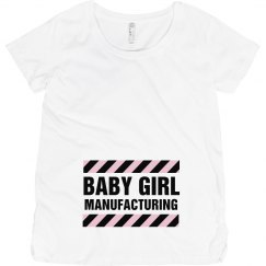 Baby Girl Manufacturing