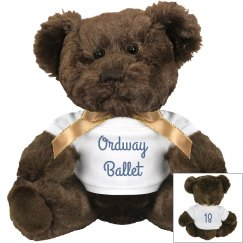 Rico the Ordway Bear