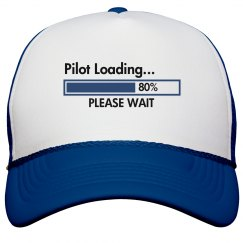 Pilot loading please wait