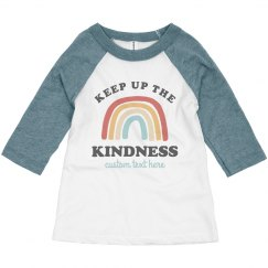 Keep Up the Kindness Trendy Toddler