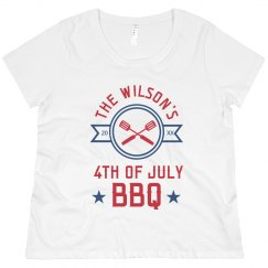 Custom Group July 4th BBQ