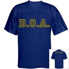 DOA Team Football Jersey