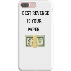 Best Revenge Is Your Paper