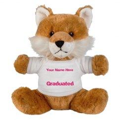 Fox Graduates Personalized