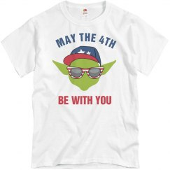 July 4th Be With You Yoda