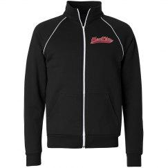 Heat zip jacket