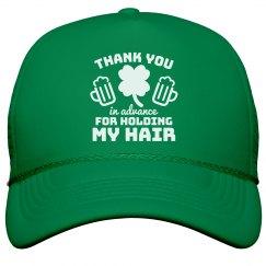 Hair Hold Thanks