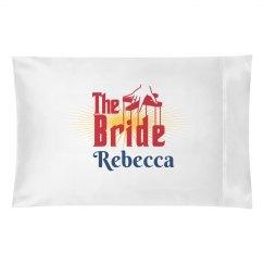 The Bride Pillow