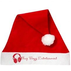 TBE Santa hat