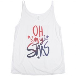 July 4th Tank Oh My Stars
