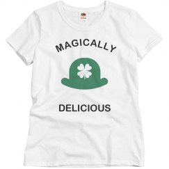 Magically Delicious St Patrick Day T-Shirt