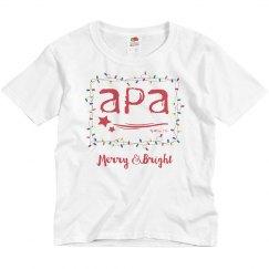 Youth APA Lights T