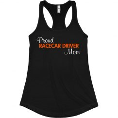 Proud Racecar Driver Mom