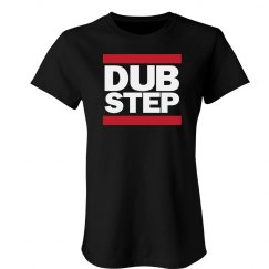 Dubstep Junior Fit Tee