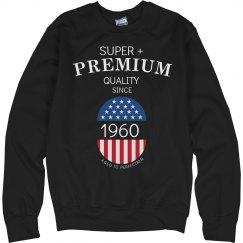 Super Plus Premium since 1960