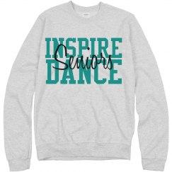 Inspire Dance Sweatshirt