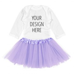 Your Design Here Cute Baby Gift