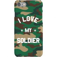 I Love My Soldier Camo