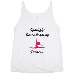 SDA Dancer Tank-Adult