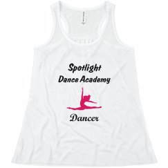 SDA Dancer Tank-Youth
