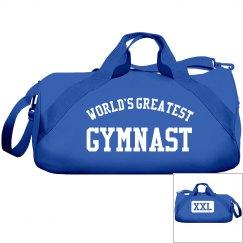 World's greatest gymnast