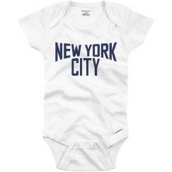 Baby Lennon Loves NY