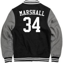 Marshall football jacket