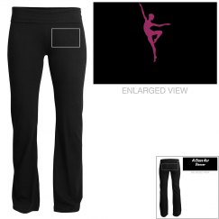Junior fit yoga pants